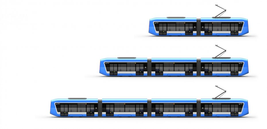 transportation design | tram | innovation | modul rendering